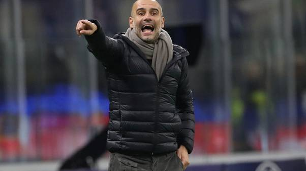 Guardiola likens Atalanta match to a trip to the dentist