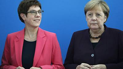 'Death wish' or compromise? Pension row threatens German coalition