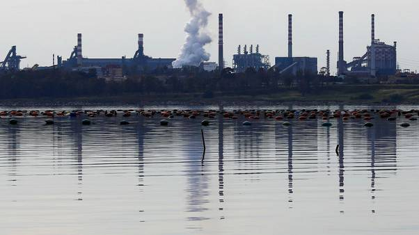Italy's unions call for 24-hour strike on November 8 over ArcelorMittal row