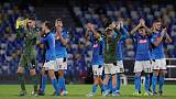 Napoli's crisis exposes problems behind the scenes
