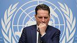 Ex-head of U.N. Palestinian refugee agency denies wrongdoing amid misconduct probe