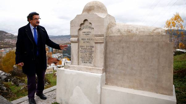 As bigotry stirs globally, Bosnian Jews, Muslims recall lesson in tolerance