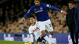 Everton's Gomes could return from ankle injury this season - Silva