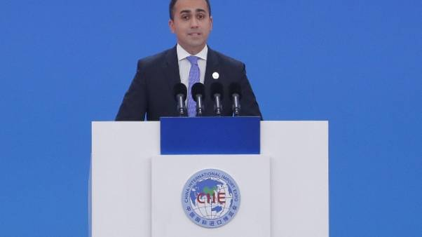 A.Mittal: Di Maio, Stato chieda i danni