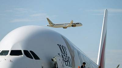 Airbus extends lead over Boeing with 415 jet sales in October