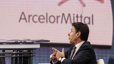 A.Mittal: Conte ai partiti, serve unità
