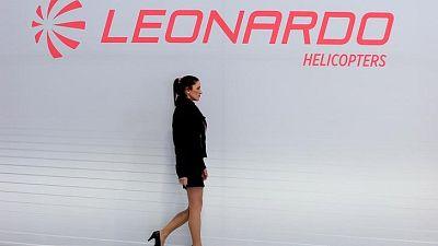 Leonardo reports 10.8% rise in 9-mth revenues, confirms guidance