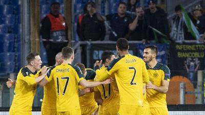 Europa League: Lazio-Celtic 1-2