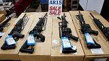 Exclusive: Trump administration moves closer to easing gun exports - sources