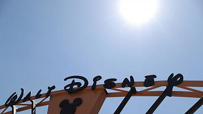 Disney gets boost from parks, films ahead of streaming launch