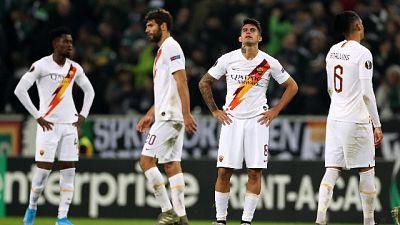 Europa League:Borussia Gladbach-Roma 2-1