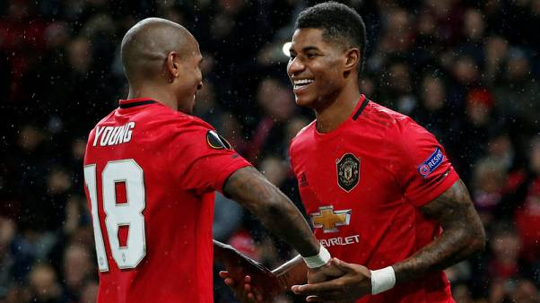 Man United progress with 3-0 win over Partizan