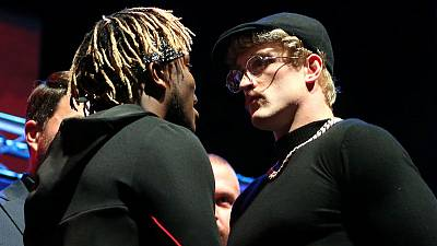 Boxing: YouTubers KSI and Paul trade barbs ahead of rematch