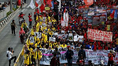 Anger on campus: Behind the student protests that have rocked Indonesia