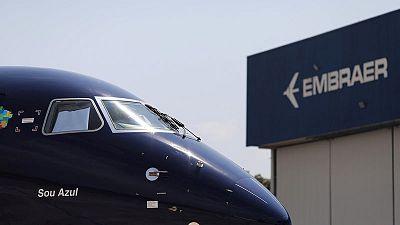 Brazilian planemaker Embraer appoints ThyssenKrupp executive as CFO