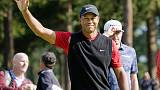 Woods selects himself as one of four captain's picks for U.S. team