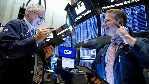 Trade deal doubts clip world stock rally, oil wavers