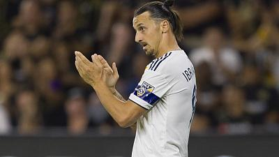 Ibrahimovic set for AC Milan return, says MLS chief