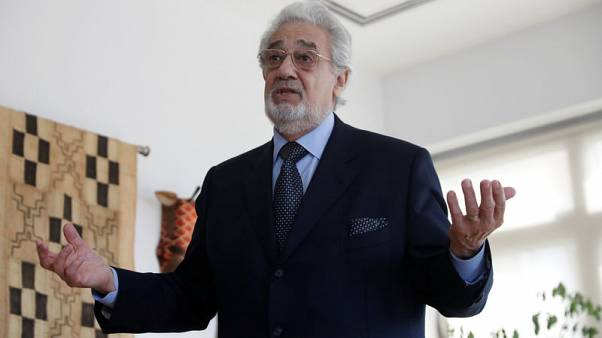 Olympics - Placido Domingo pulls out of cultural event, cites 'complexity'