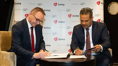 """Ecolog International and Mireo signed a strategic partnership agreement to provide game-changing digital solutions powered by """"SPACE-TIME™"""""""