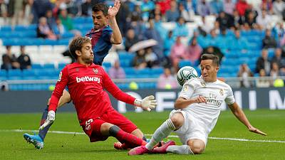 Levante's election pain as keeper called up to work at polling station