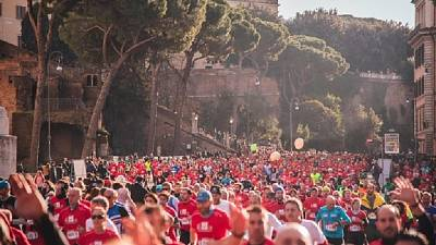 Atletica: torna l'Atleticom We Run Rome