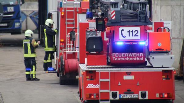 Three dozen rescued after blast in east German potash mine