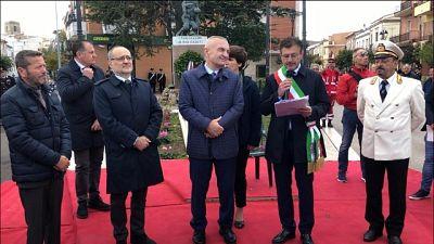 Presidente Albania nel Foggiano, intesa