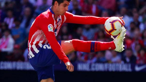 Morata recalled to Spain squad, Ansu Fati and Ceballos miss out