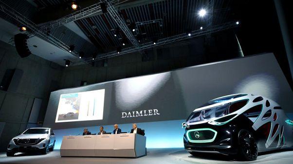 Daimler to cut 1,100 managing positions worldwide - Sueddeutsche Zeitung