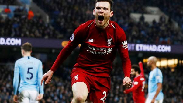 Top two primed for goal feast or game of chess at Anfield