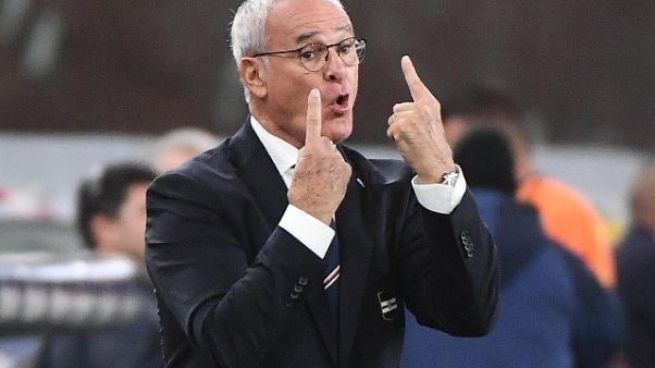 """Samp, Ranieri """"dimentichiamo la Spal"""""""
