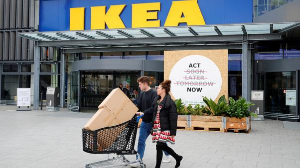 Big products, big challenge: IKEA brand owner invests in logistics
