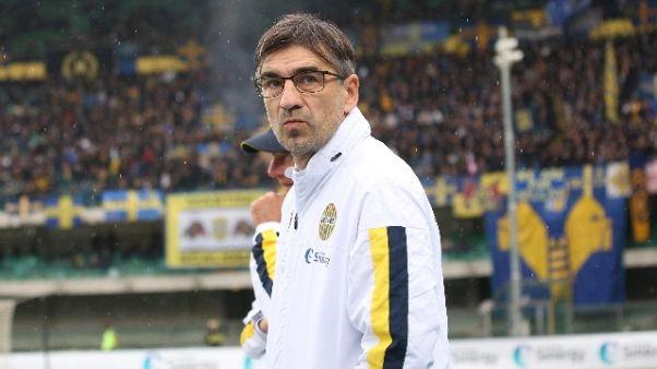 Juric, con l'Inter dobbiamo dare tutto