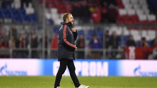 Flick: Penso che Bayern batterà Dortmund