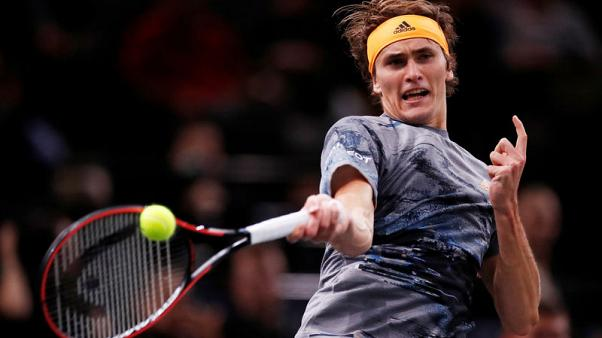 Tennis - Young pretenders arrive in force in London