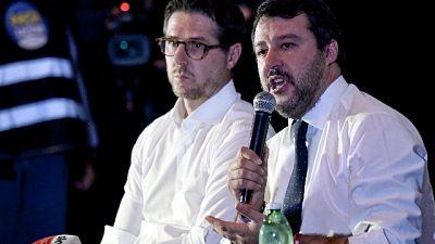 Salvini, essere in Romagna mio diritto