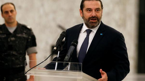Lebanese banks face threats, Hariri said to want neutral government