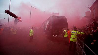 Merseyside police give Man City safety assurances for Liverpool clash