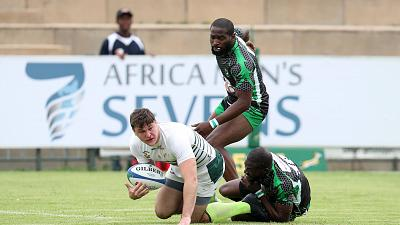 2019 Rugby Africa Men's Sevens gets off to a fascinating start