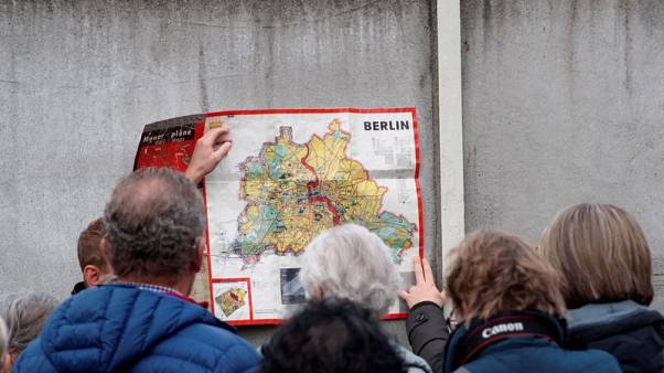 Which markets did best from Berlin Wall's collapse? Wall Street and the BRICs, of course