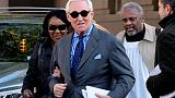 In trial of Trump adviser Stone, comedian says he did not take dog threat seriously