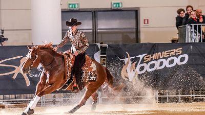 Equitazione: vittoria di Gina Schumacher