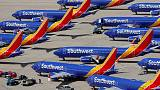 Southwest pulls Boeing Max jets until March, nearly a year after grounding