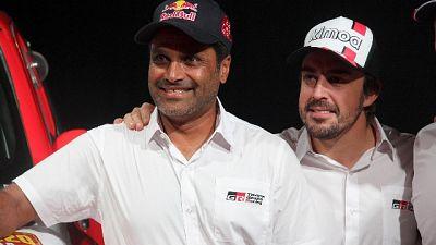 F1: Alonso primo podio nel rally