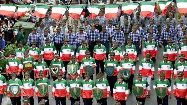 A Udine Adunata nazionale Alpini 2021