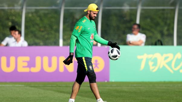 Liverpool do not want to lose league title to Man City again - Alisson