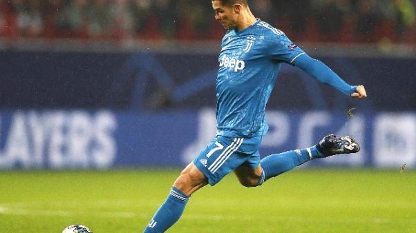 Sarri, Ronaldo? Non ha niente di grave