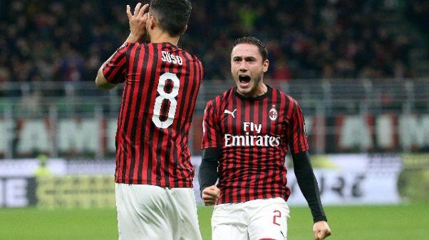 Sarri, il Milan sta ricostruendo