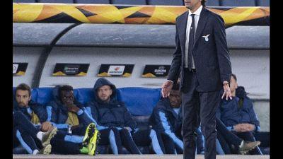 """Lazio: Inzaghi """"guardiamo avanti"""""""